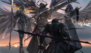 Ghost Blade: Komik Dengan Art Yang Sangat Memukau Wajib Kamu Baca