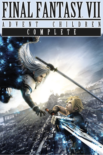 Final Fantasy VII Advent Children Action Movie Underrated